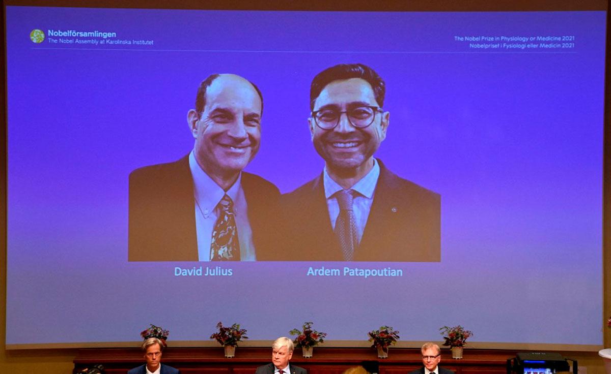 Científico con raíces judías gana el Nobel por descubrimientos sobre receptores nerviosos