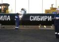 El gas ruso suministrado a China es el más barato del mundo