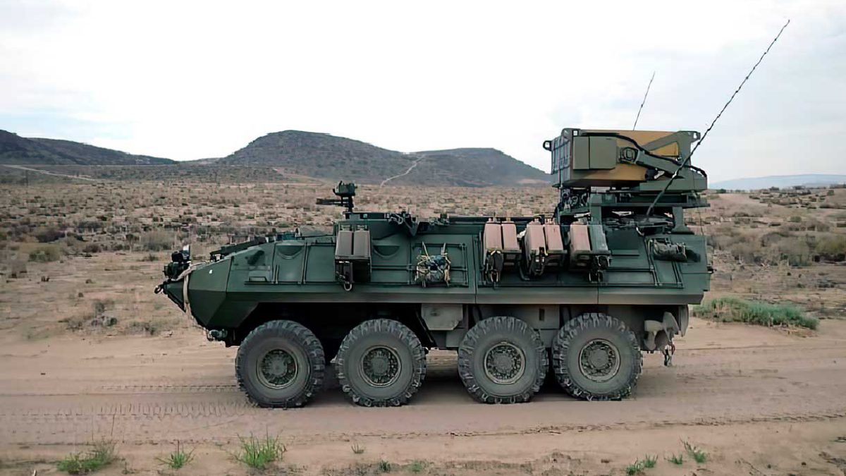 UVision presenta su lanzador múltiple HERO (MCL) para el Cuerpo de Marines de EE.UU.