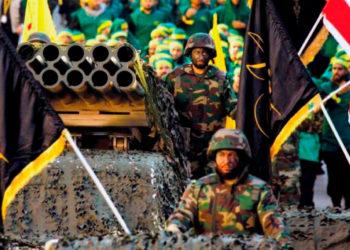 Israel prevé que Hezbolá dispare 2.000 cohetes al día en tiempos de guerra