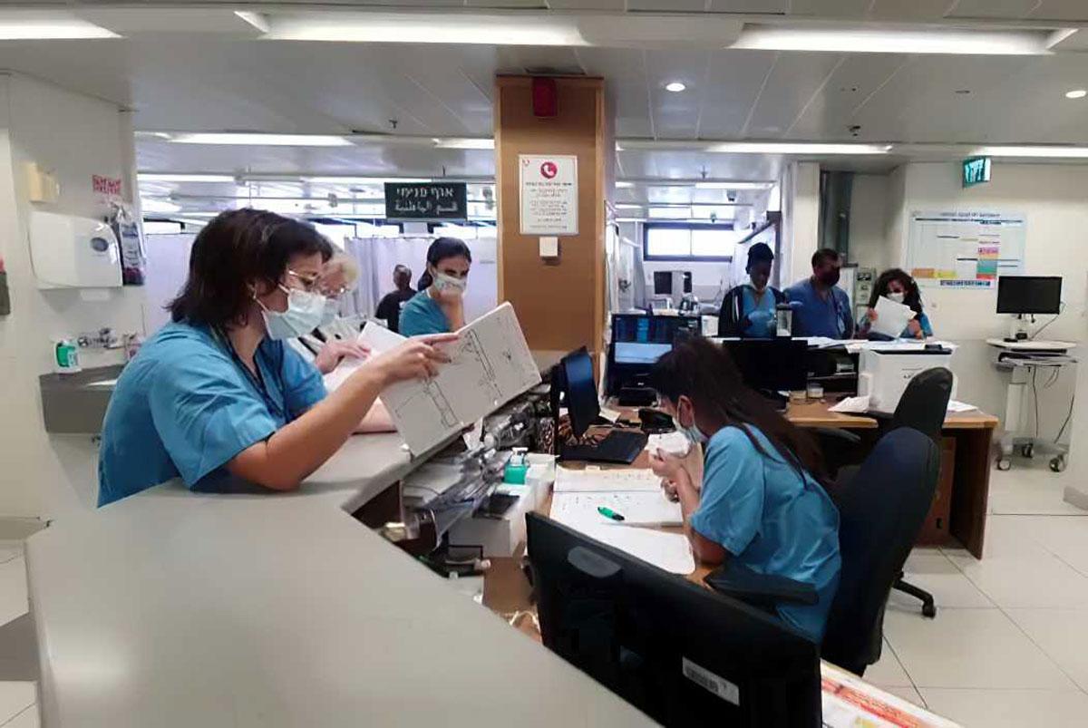Israel en alerta máxima tras ataque de ransomware contra un hospital