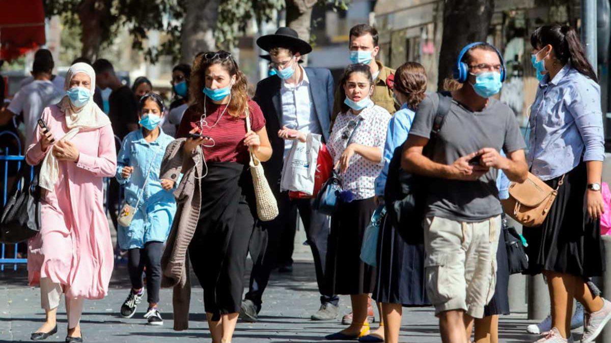 Coronavirus: Israel está alcanzando la inmunidad colectiva