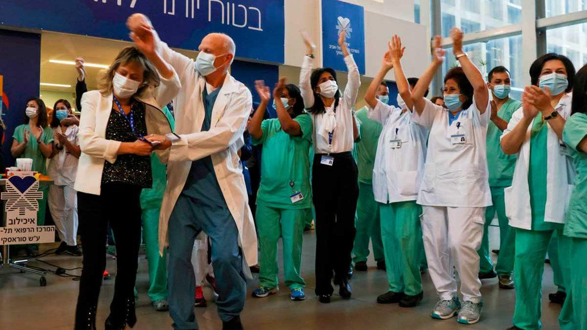 Israel no registró muertes por COVID en las últimas 24 horas