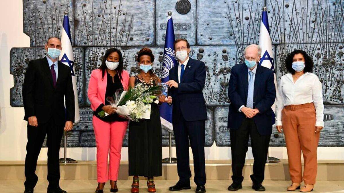 """Israel premia a los inmigrantes por sus """"contribuciones excepcionales"""" a la sociedad"""