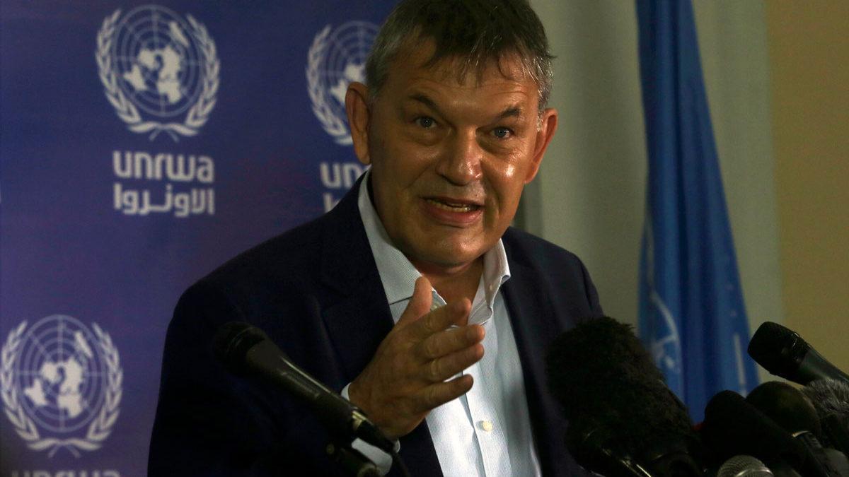UNRWA buscará recaudar $800 millones en una conferencia de donantes en Bruselas