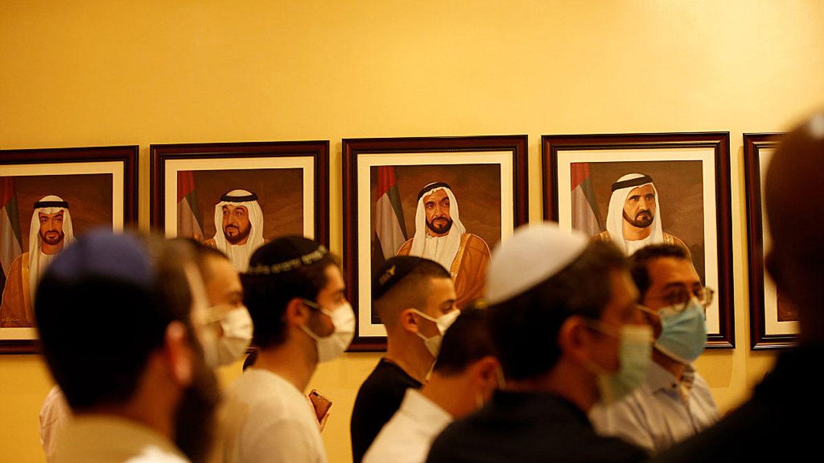 Los EAU acogen a la comunidad judía en su lucha contra el islamismo radical