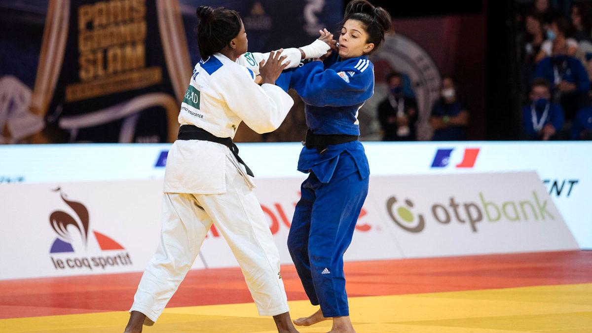 Judokas israelíes ganan dos oros y un bronce en el Grand Slam de París