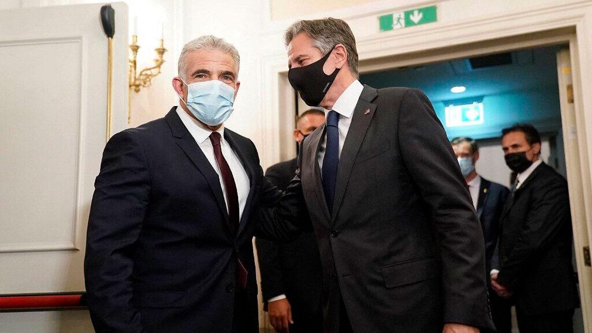 Canciller de Israel despega hacia Washington para reunirse con funcionarios del gobierno de Biden