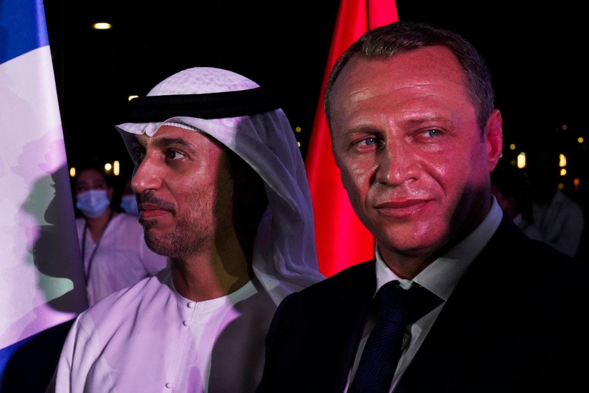 Israel inaugura su pabellón en la Expo 2020 de Dubái con una gran fiesta