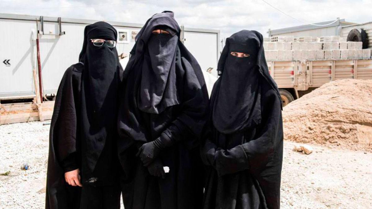 Mujeres danesas evacuadas de Siria son acusadas de tener vínculos con el terrorismo