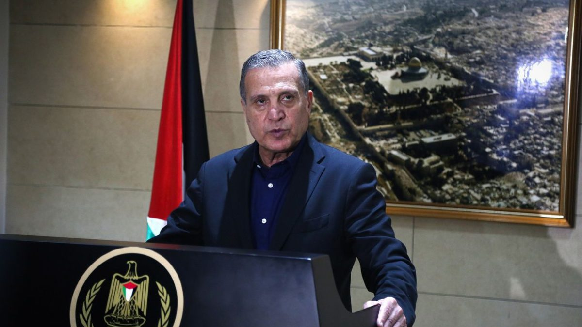 """Autoridad Palestina a Israel: """"La ocupación es terrorismo"""""""