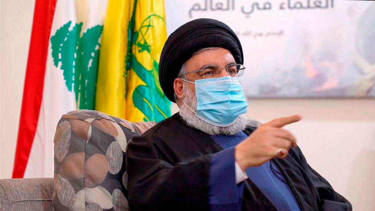 Nasrallah critica a la Autoridad Palestina por la muerte del activista Nizar Banat