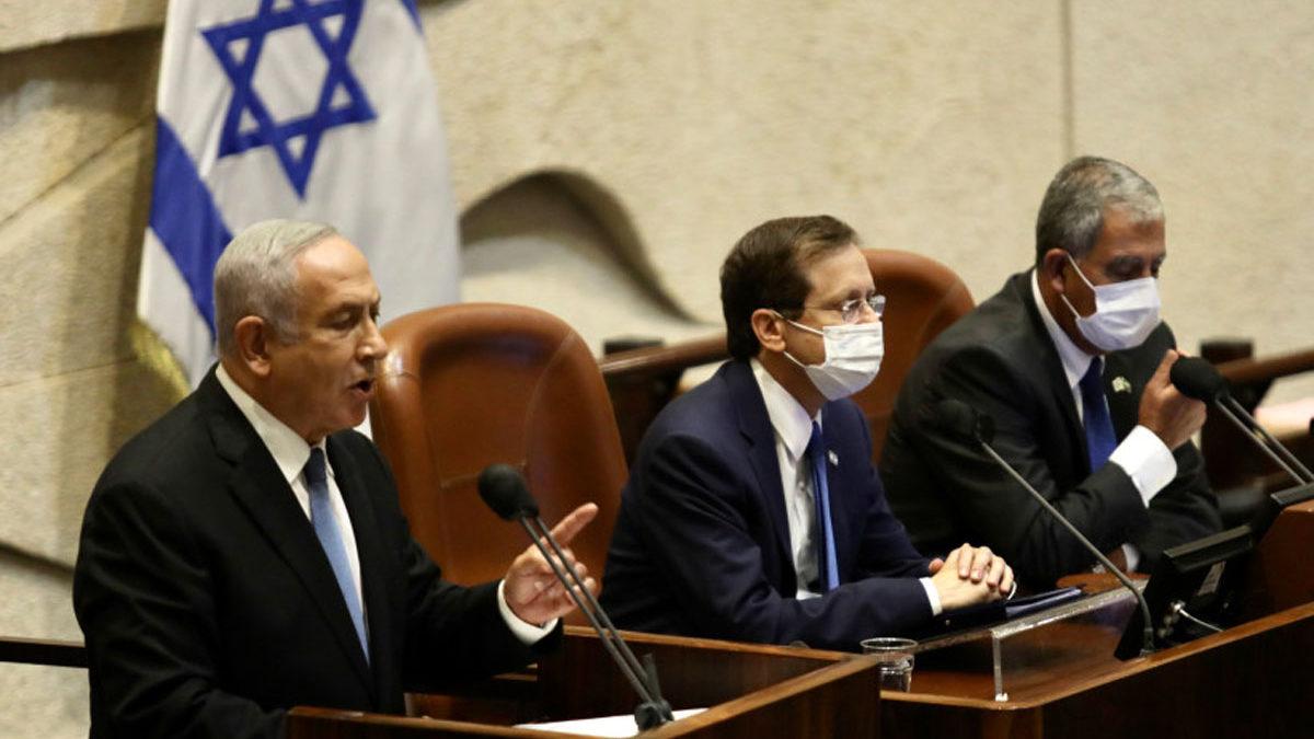Netanyahu culpa a Bennett de las 1.392 muertes por COVID en Israel