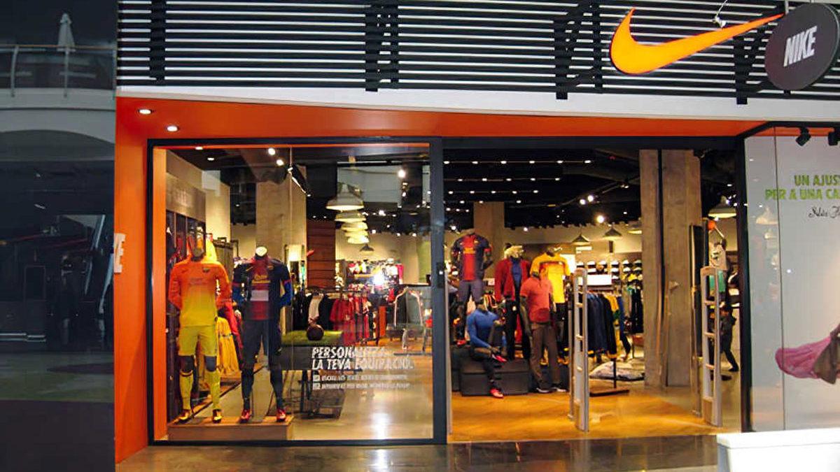 Nike anuncia que dejará de vender en tiendas israelíes