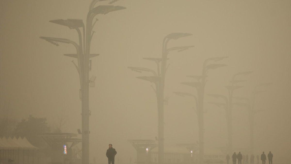 China da marcha atrás en sus compromisos climáticos