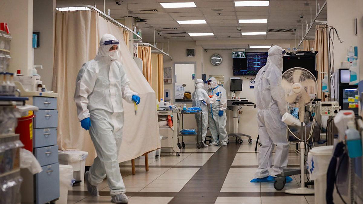 El 76% de los pacientes israelíes con COVID en estado grave no están vacunados