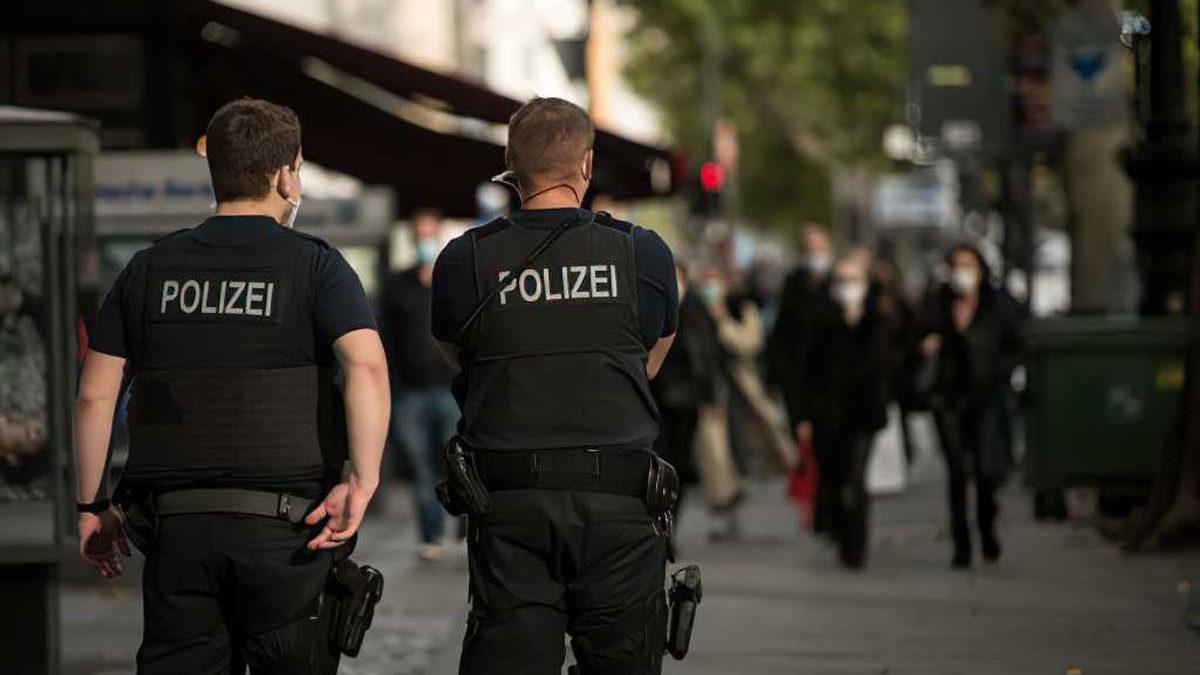 Alemania allana una red islámica de blanqueo de dinero acusada de enviar efectivo a Siria