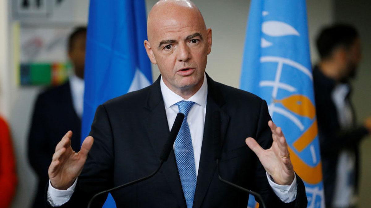 La Autoridad Palestina cancela reunión con el presidente de la FIFA