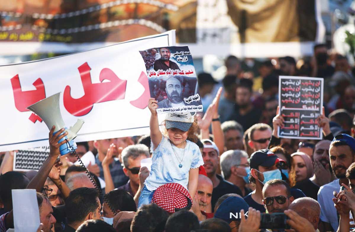 La Autoridad Palestina intensifica la represión contra activistas y rivales