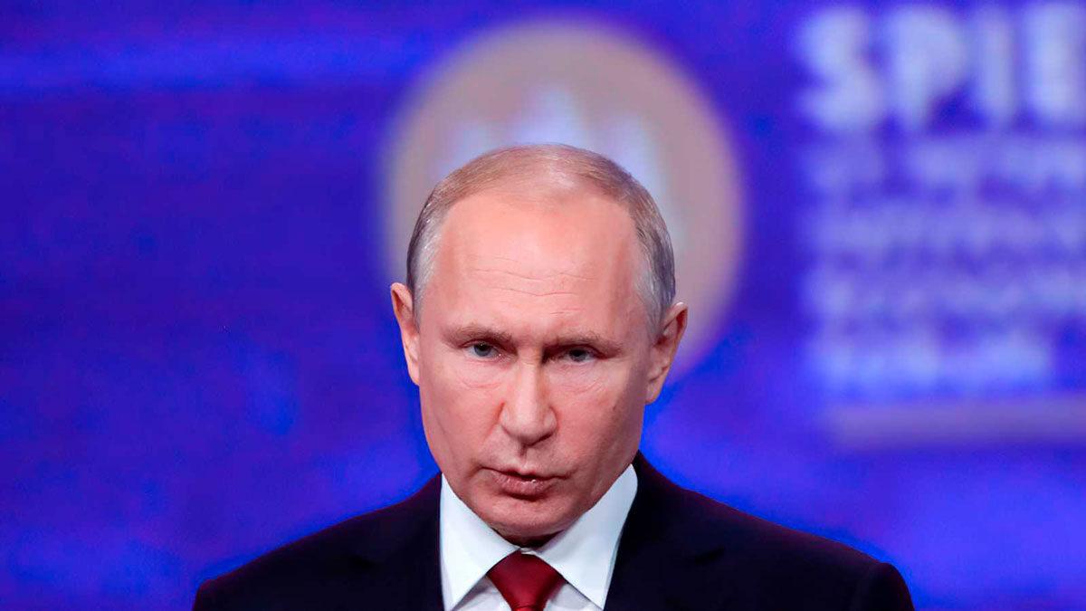 Putin dice que Rusia ha ganado la carrera armamentística nuclear a Estados Unidos
