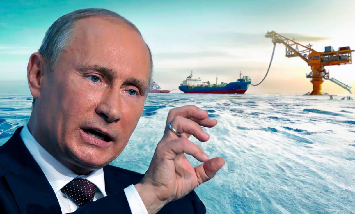 Crece la influencia energética de Rusia en Europa