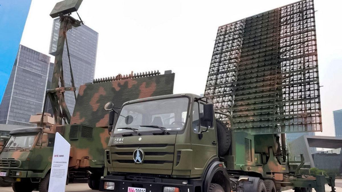 China afirma tener un radar contra el sigilo