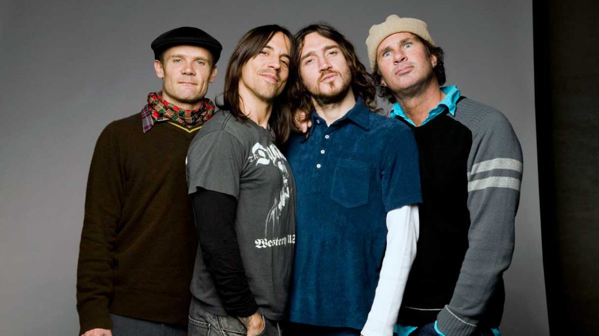 Los Red Hot Chili Peppers anuncian concierto en Israel en 2023