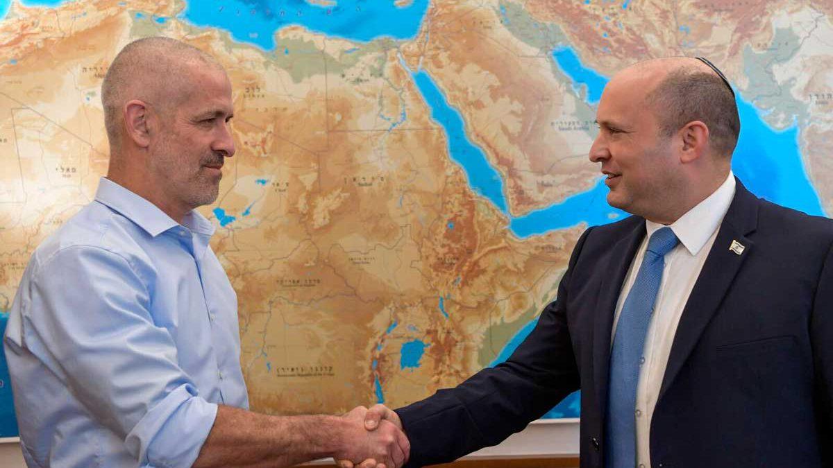 El gobierno aprueba a Ronen Bar como próximo jefe del Shin Bet