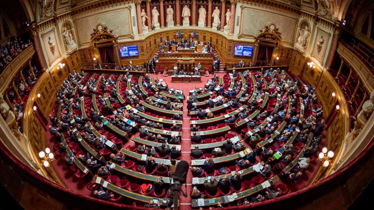 El Senado francés adoptará la definición de antisemitismo de la IHRA