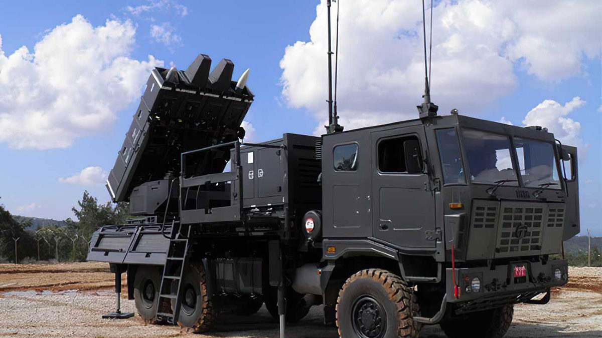 República Checa firma acuerdo de $627 millones por el sistema de defensa Spyder de Israel