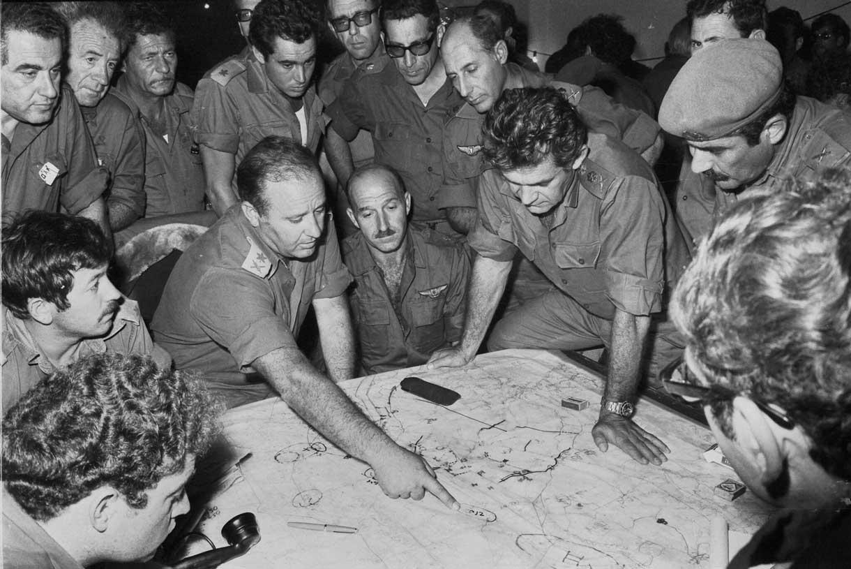 Documentos de la guerra de Yom Kippur revelan la desesperación de Golda Meir