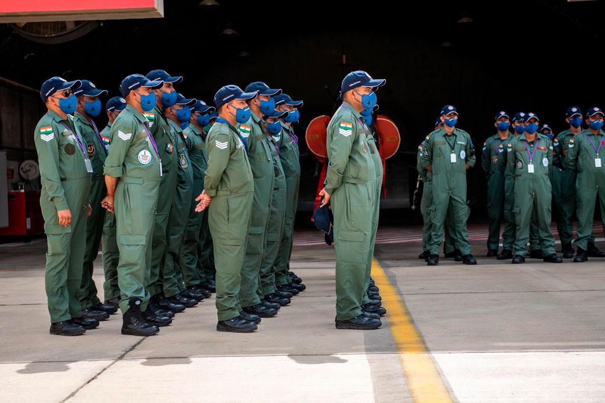 """El ejercicio militar multinacional """"Bandera Azul"""" iniciará en Israel la próxima semana"""