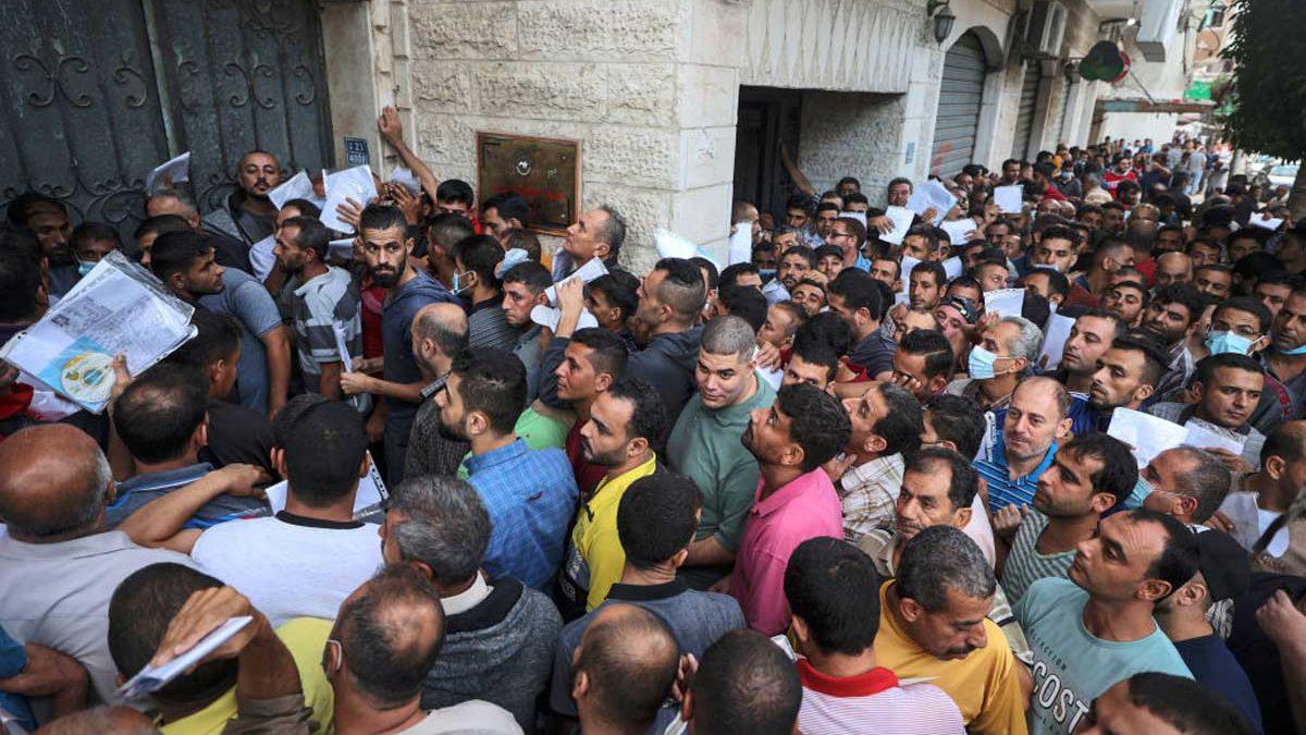 Por qué los palestinos prefieren trabajar en Israel