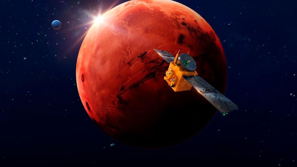 Los EAU lanzarán una sonda dirigida a un asteroide situado entre Marte y Júpiter