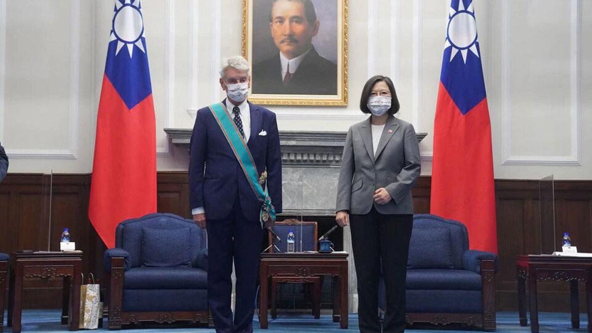 Taiwán busca apoyo internacional tras las continuas incursiones militares de China