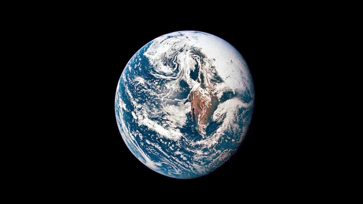 La Tierra está oscureciendo debido al cambio climático