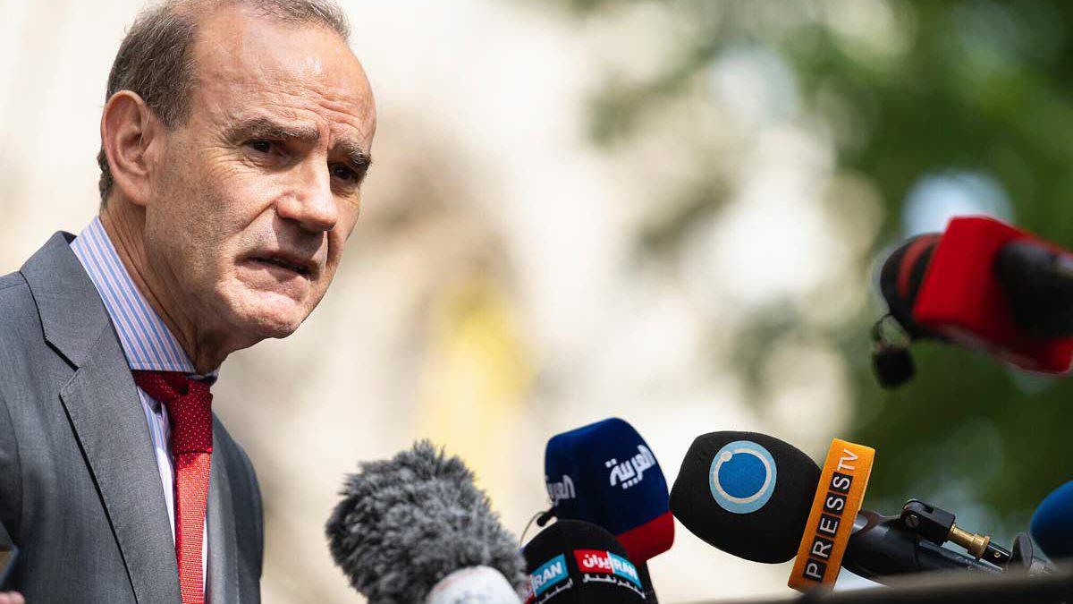 Irán y la UE se reunirán en Bruselas para reanudar conversaciones nucleares