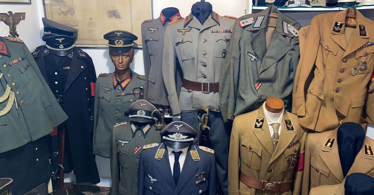 """Policía de Brasil encuentra material nazi """"monstruoso"""" en la casa de un pederasta"""