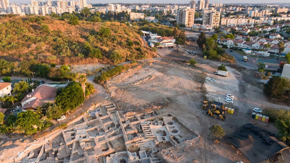 Descubren en Israel el mayor complejo conocido de lagares bizantinos en el mundo