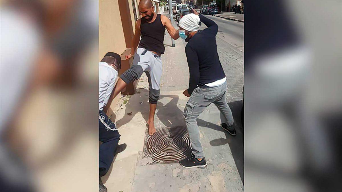No habrá cárcel para los dos árabes que atacaron a un rabino en Jaffa