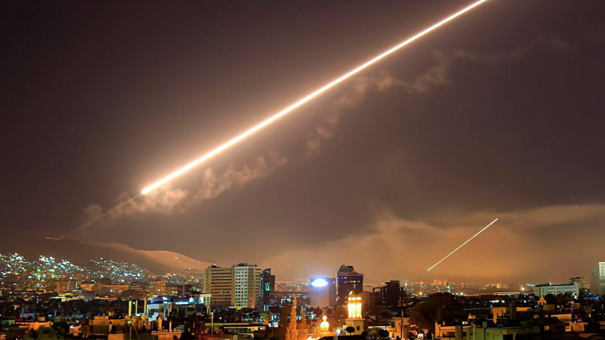 Rusia acusa a Israel de utilizar aviones civiles como cobertura para ataques en Siria