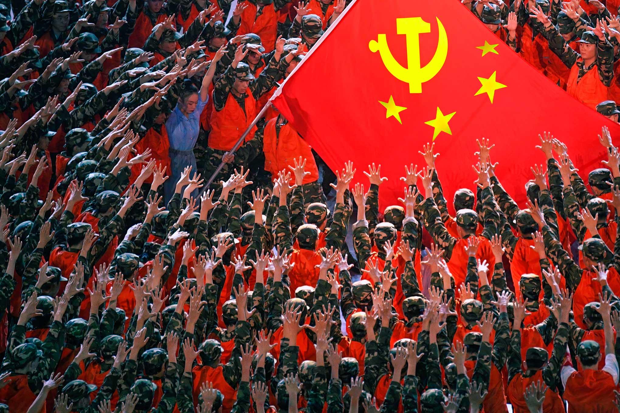 ¡Idiotas! Despertad por China, no por Israel
