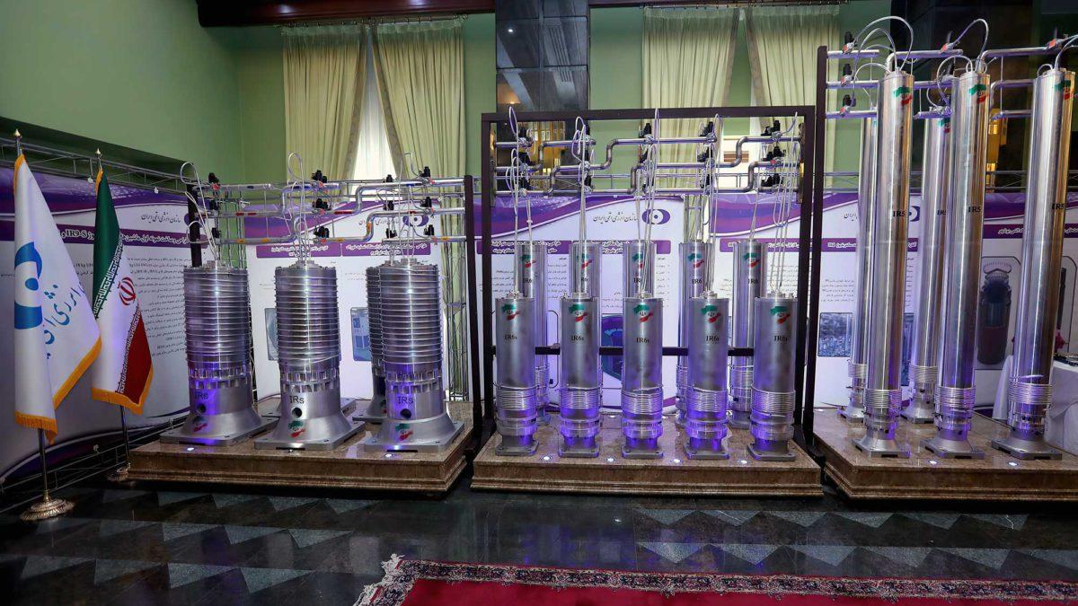 Irán tiene 120 kilogramos de uranio enriquecido al 20%