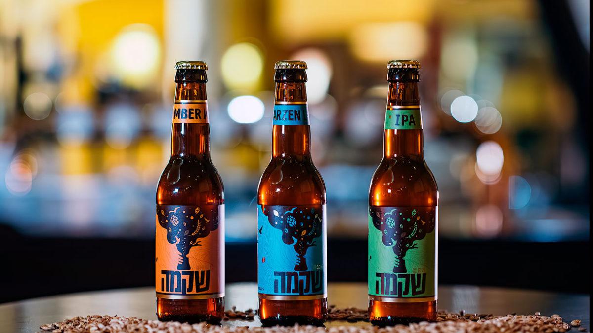 Nuevas cervezas israelíes para el nuevo año