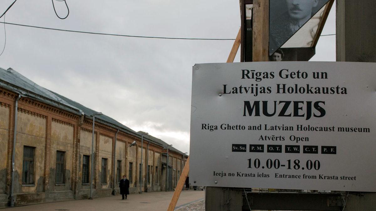 Letonia indemniza con $46 millones de dólares por el Holocausto: pero dice que el Estado no tuvo la culpa