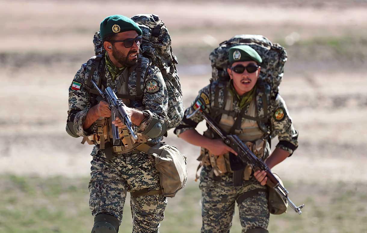 """Irán inicia juegos de guerra cerca de la tensa frontera con Azerbaiyán: citando la presencia """"sionista"""""""