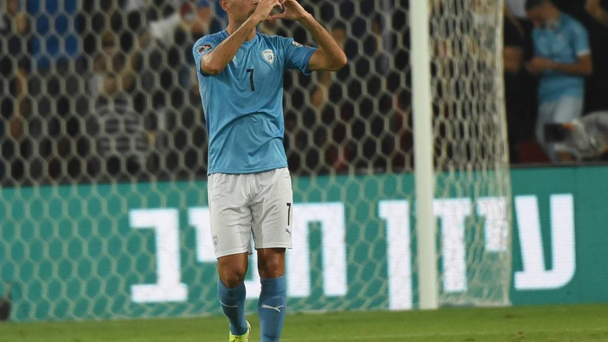 Israel derrota a Moldavia por 2-1 en casa