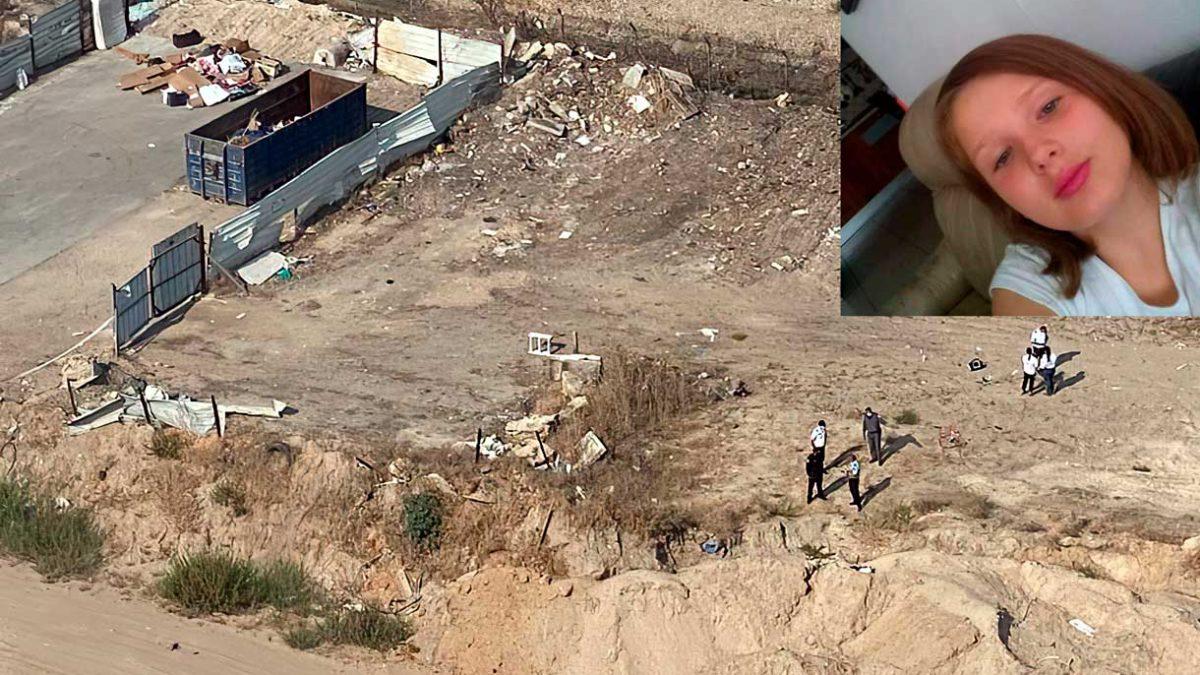 Hallan cadáver de una joven de 17 años enterrado en una obra de Haifa