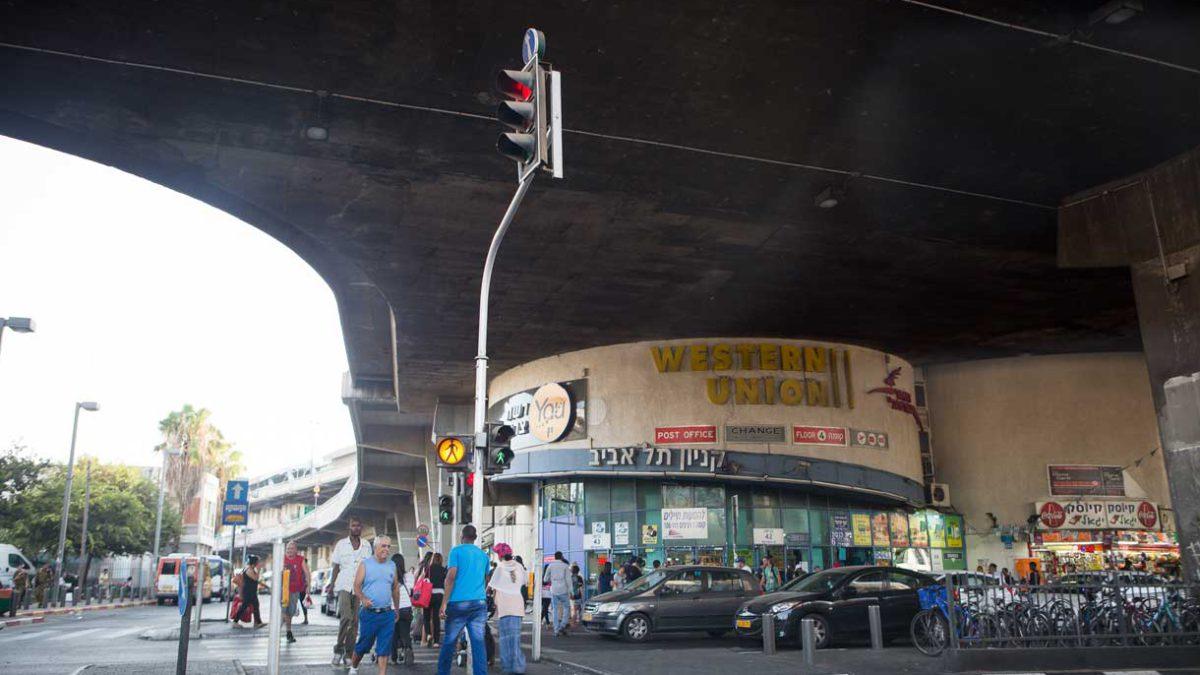 Nuevo emplazamiento para la estación central de autobuses de Tel Aviv