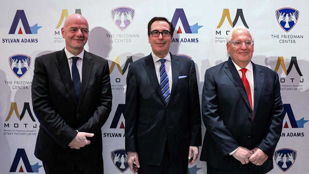 El jefe de la FIFA: los Acuerdos de Abraham podrían llevar a Israel a coorganizar la Copa Mundial de Fútbol